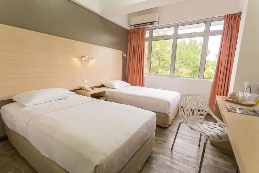 Harga Hotel YMCA International Hostel (Penang)