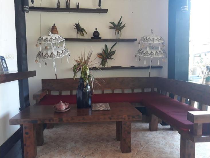 Pandawa Village Bali - Reception