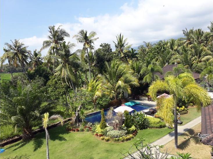 Pandawa Village Bali - View from Hotel