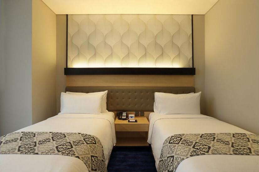 Holiday Inn Express Thamrin Jakarta - Guestroom