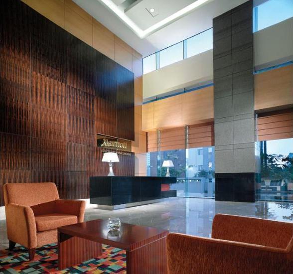 Marriott Executive Apartments Mayflower Setiabudi - Exterior detail