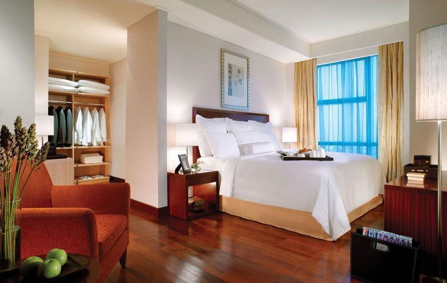 Marriott Executive Apartments Mayflower Setiabudi - Reception