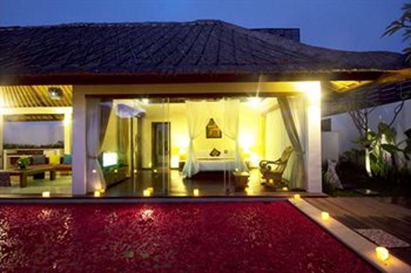Le Nixsun Villa & Spa Bali - Guestroom View