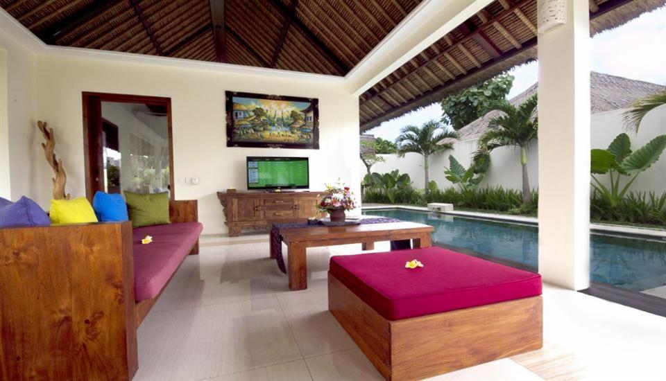 Le Nixsun Villa & Spa Bali - Vila, 1 kamar tidur, kolam renang pribadi, pemandangan kebun Regular Plan