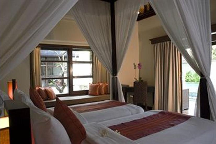 The Ulin Villas and Spa Bali - Guestroom
