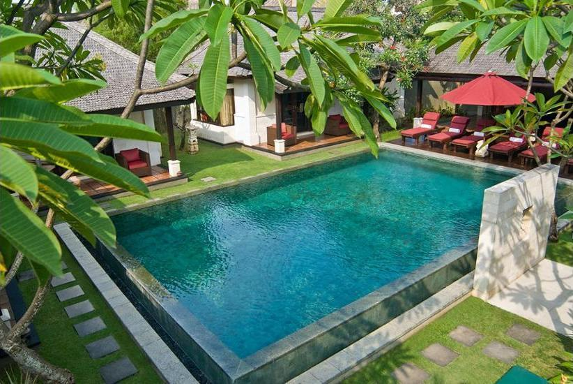 The Ulin Villas and Spa Bali - In-Room Dining