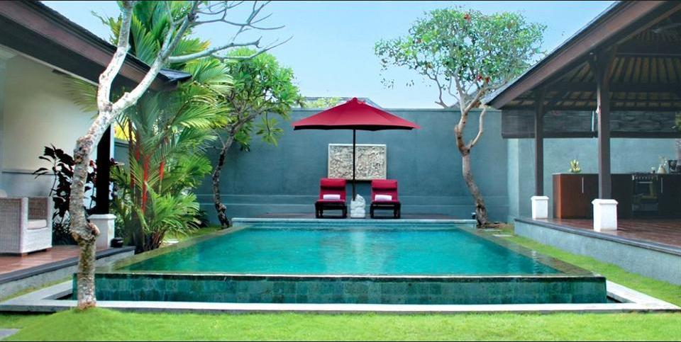 The Ulin Villas and Spa Bali - Exterior