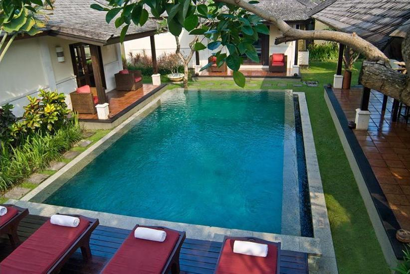The Ulin Villas and Spa Bali - Outdoor Pool