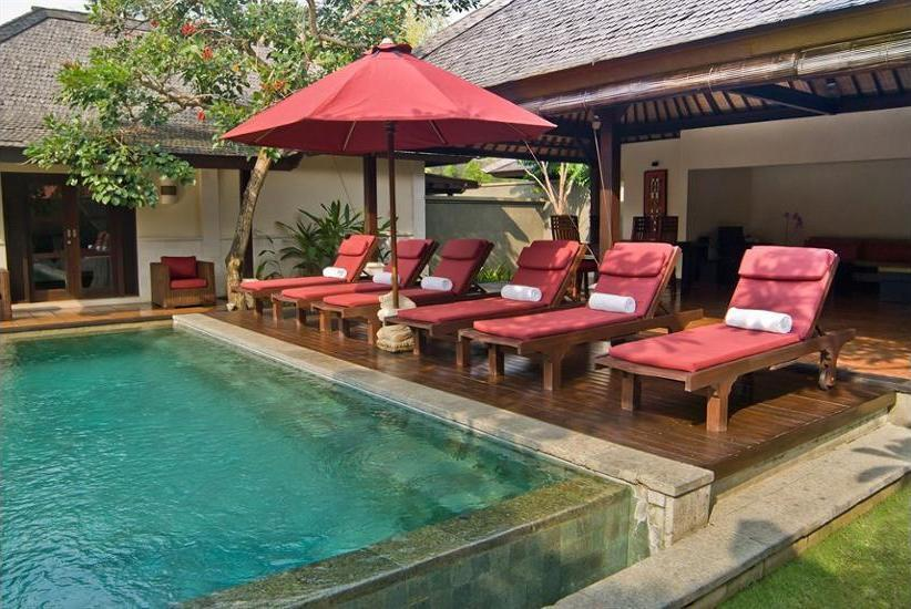 The Ulin Villas and Spa Bali - Living Area