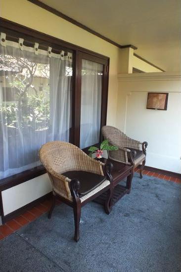 Besakih Beach Hotel Bali - Terrace/Patio