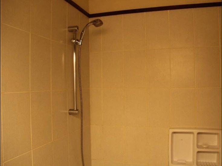 Besakih Beach Hotel Bali - Bathroom Shower