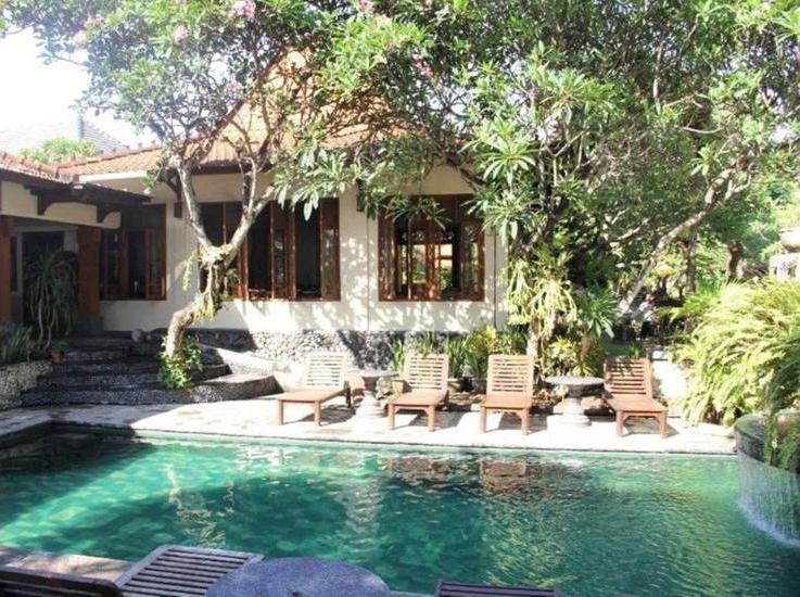 Besakih Beach Hotel Bali - Pool
