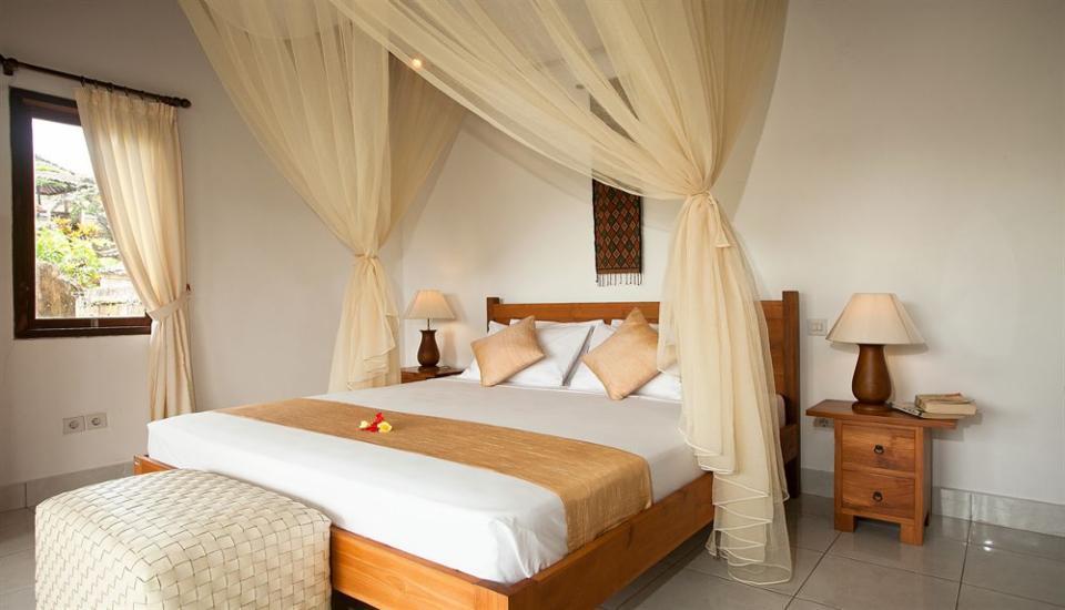 Teras Bali Sidemen - Kamar Deluks Regular Plan