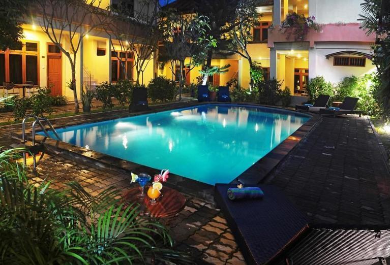 Febri's Hotel & Spa Bali - Febri's-Hotel-and-Spa-Bali-Guest-Room