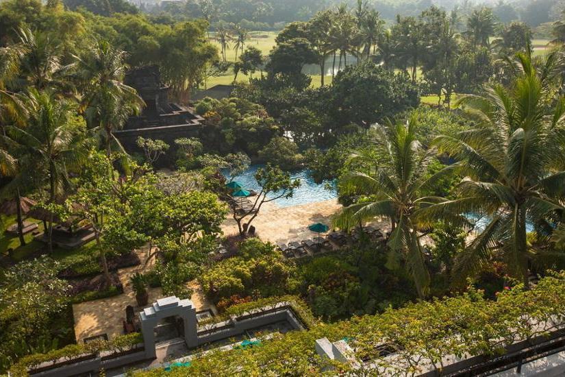 Hyatt Regency Yogyakarta - Aerial View