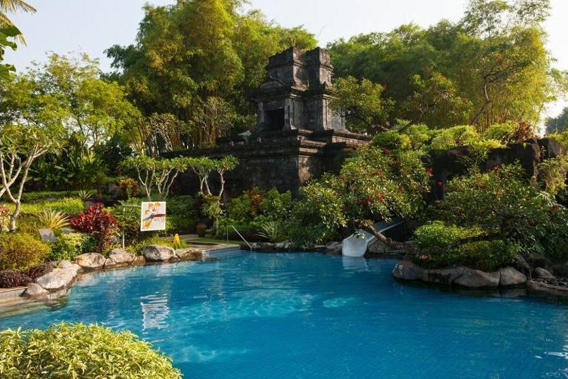Hyatt Regency Yogyakarta - Outdoor Pool