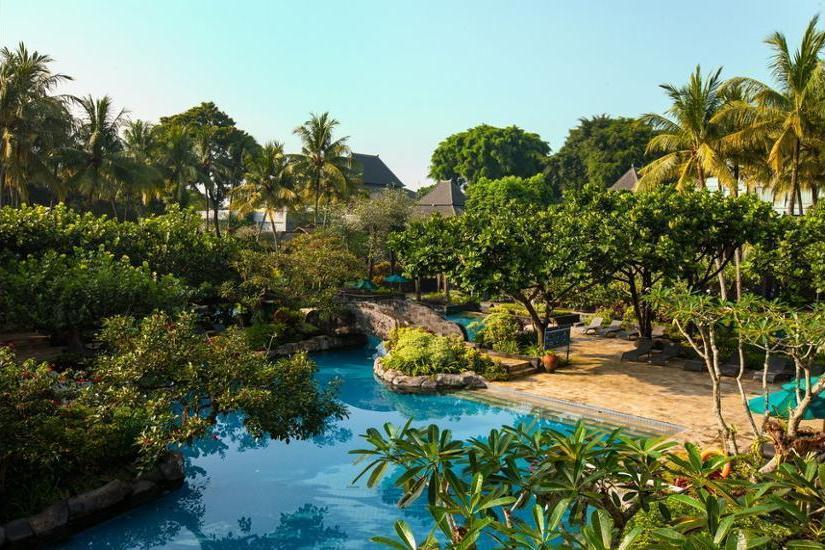 Hyatt Regency Yogyakarta - Natural Pool