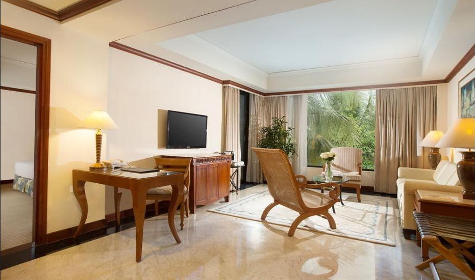 Hyatt Regency Yogyakarta - Living Area