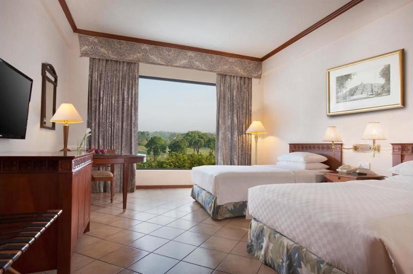 Hyatt Regency Yogyakarta - Kamar, 2 Tempat Tidur Twin Regular Plan