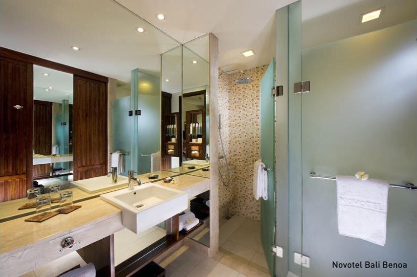 Novotel Bali Benoa - Bathroom