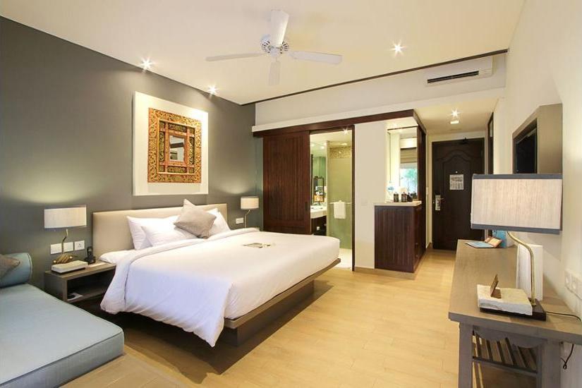 Novotel Bali Benoa - Kamar Deluks, 1 Tempat Tidur King (Garden Wing) Regular Plan