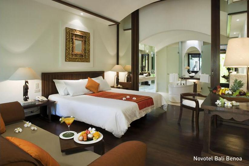 Novotel Bali Benoa - Kamar Standar (Tropical Terrace Beach Wing) Regular Plan