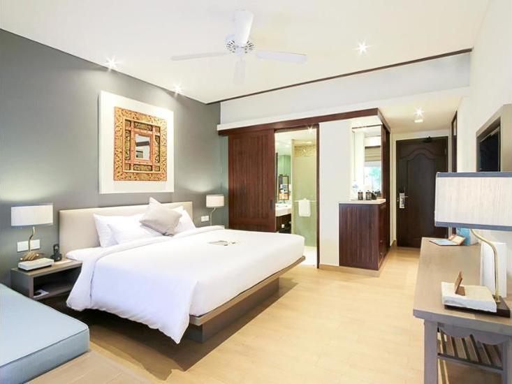 Novotel Bali Benoa - Kamar Deluks, 1 Tempat Tidur King, di pinggir kolam renang Regular Plan