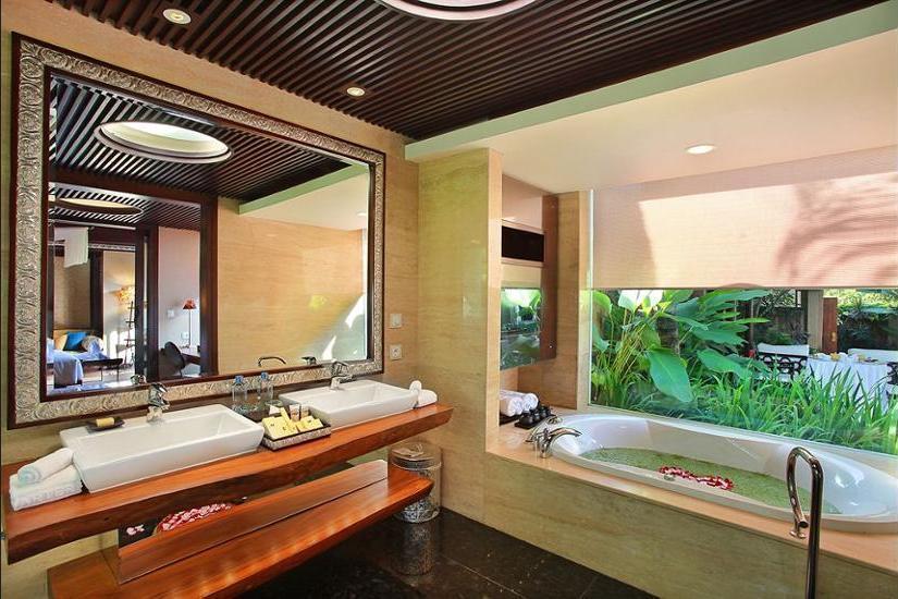 Amarterra Villas Bali Nusa Dua - Bathroom