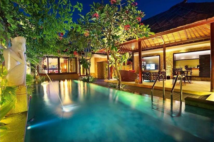 Amarterra Villas Bali Nusa Dua - Outdoor Pool