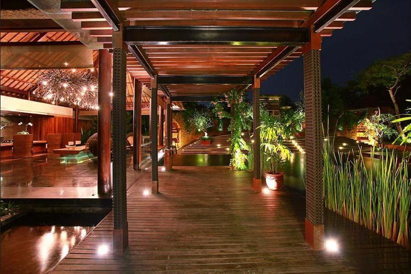 Amarterra Villas Bali Nusa Dua - Hallway