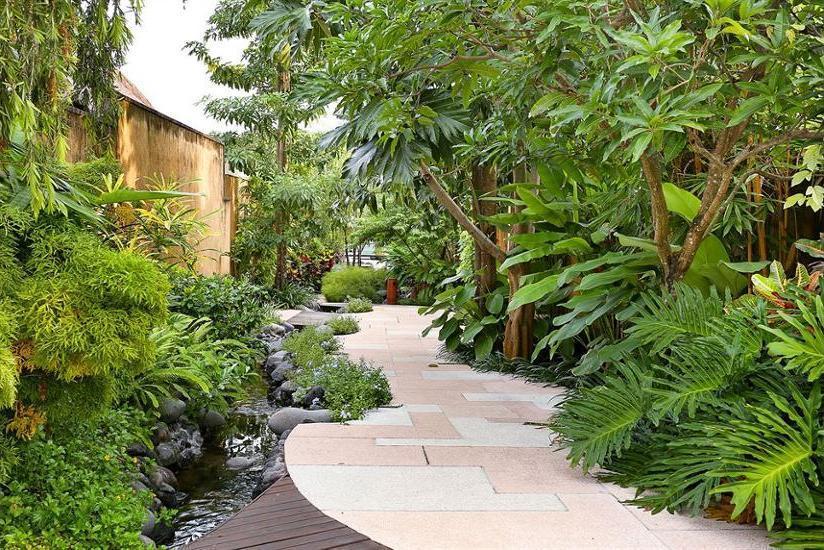 Amarterra Villas Bali Nusa Dua - Garden