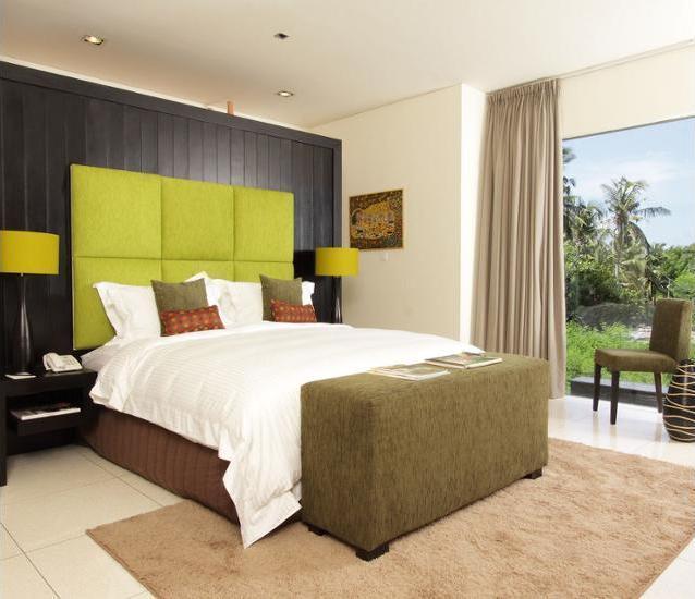 Cicada Luxury Townhouses Bali - Suite, kolam renang pribadi (Roof Top) Regular Plan