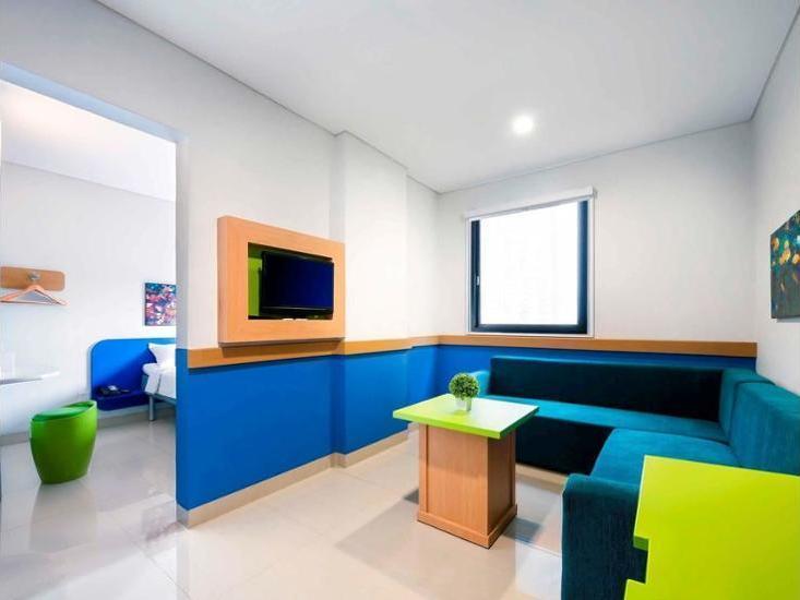 Ibis Budget Daan Mogot Jakarta - Living Area