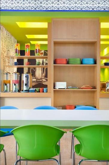 Ibis Budget Daan Mogot Jakarta - Breakfast Area