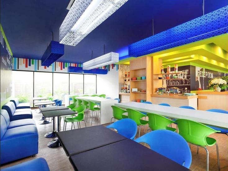 Ibis Budget Daan Mogot Jakarta - Hotel Bar