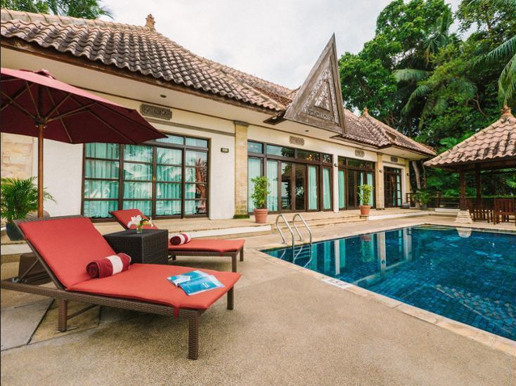 Indra Maya Pool Villas Bintan - Food and Drink