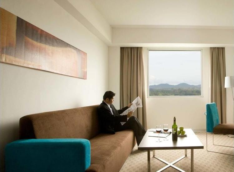 Novotel Bangka Hotel & Convention Centre Pangkalpinang - Kamar Superior, 2 Tempat Tidur Twin Regular Plan