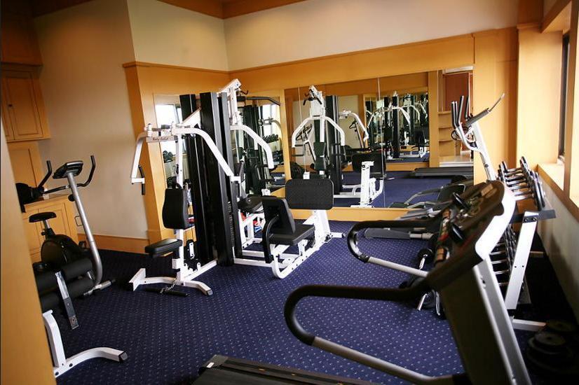 Sahira Butik Hotel Bogor - Fitness Facility