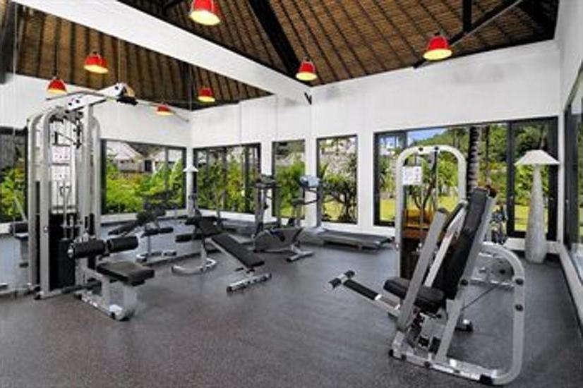Ocean Blue Hotel Bali - Fitness Facility