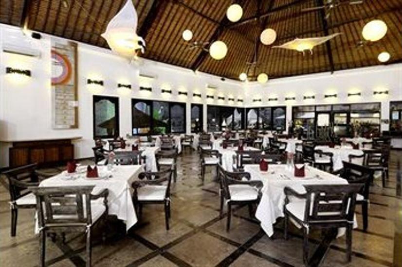 Ocean Blue Hotel Bali - Restaurant
