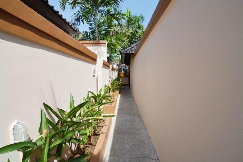 Kutaville Bali - Exterior