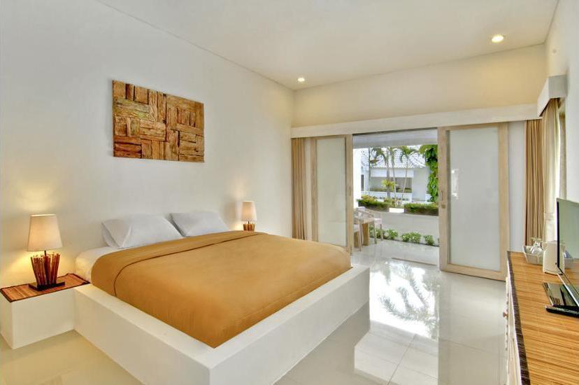 Kutaville Bali - Guestroom