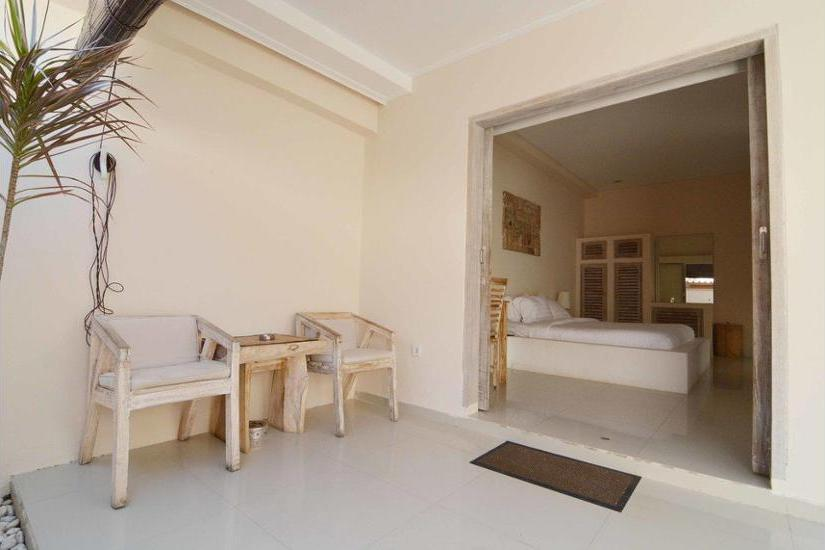 Kutaville Bali - Terrace/Patio