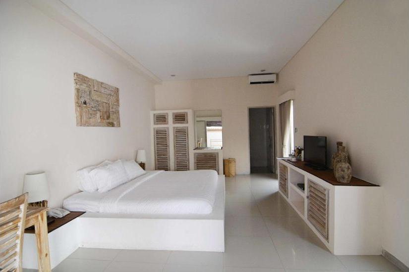 Kutaville Bali - Vila, 1 kamar tidur, pemandangan kolam renang Hanya malam ini: hemat 20%