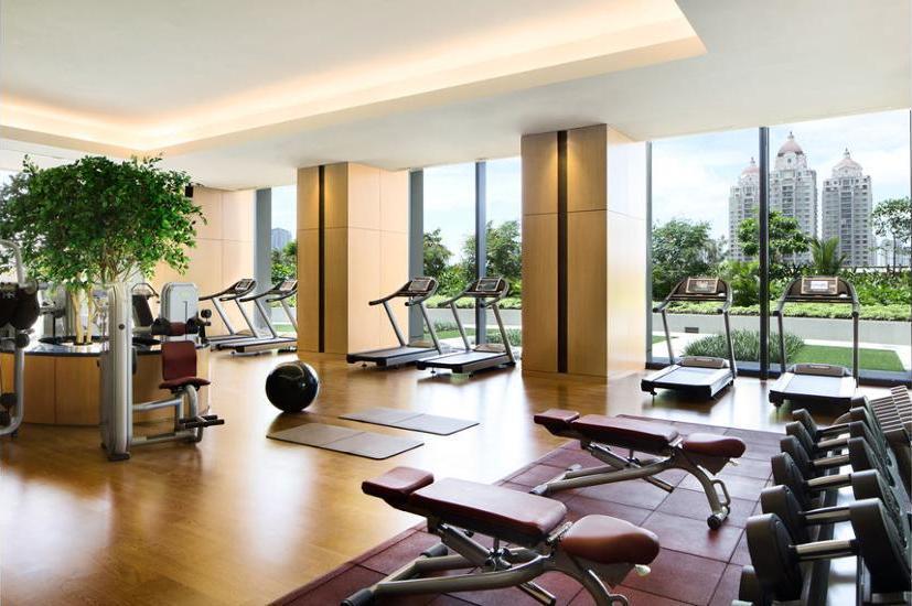 Fairmont Hotel Jakarta - Fitness Facility