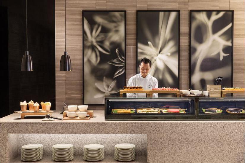 Fairmont Hotel Jakarta - Couples Dining