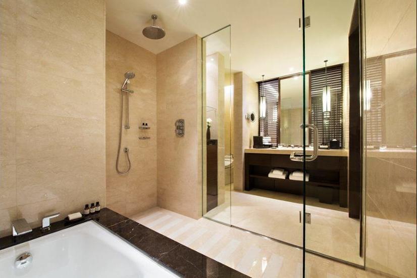 Fairmont Hotel Jakarta - Kamar Deluks, 2 Tempat Tidur Double, non-smoking Regular Plan