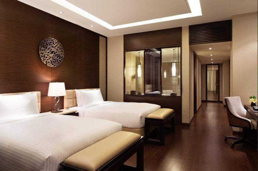 Fairmont Hotel Jakarta - Fairmont, Kamar, 2 Tempat Tidur Double, smoking Regular Plan