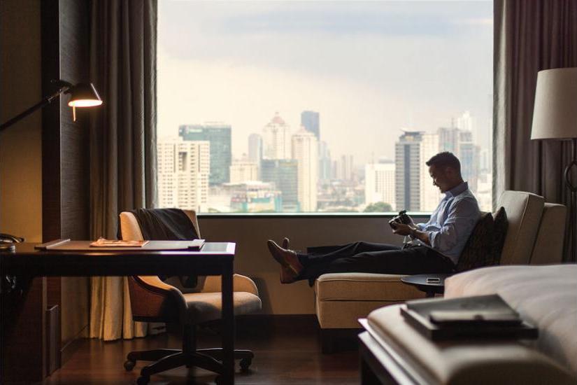 Fairmont Hotel Jakarta - Fairmont, Kamar, 2 Tempat Tidur Double, non-smoking Regular Plan