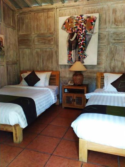 Kampung Cenik Bali - Guestroom